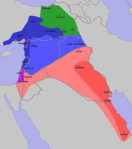 Acord Sykes-Picot