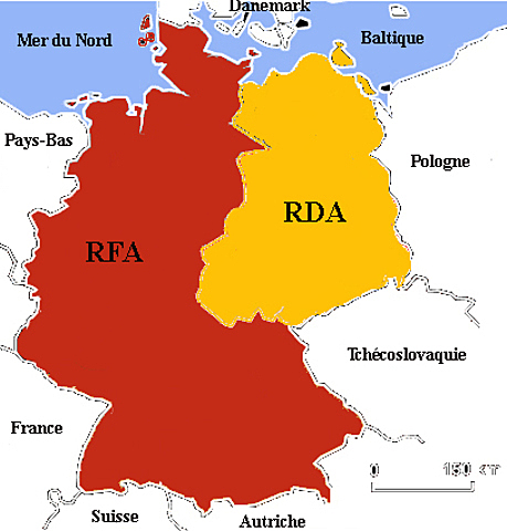 Creació de la RFA i RDA