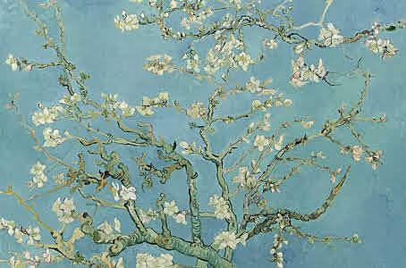 Vincent van Gogh: Almendro en flor