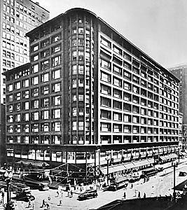 Escola de Chicago finals s XIX fins principis del s XX