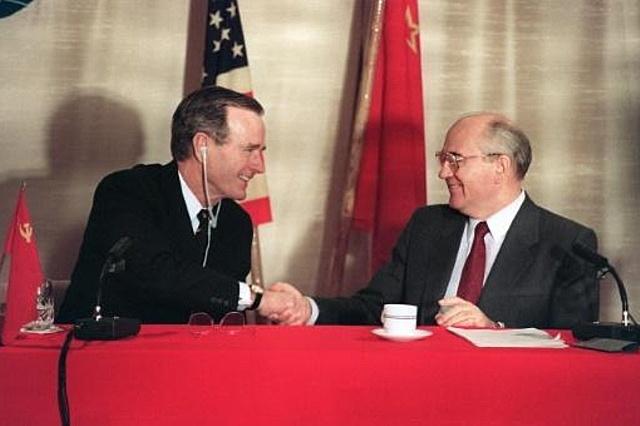 La fi de la Guerra Freda