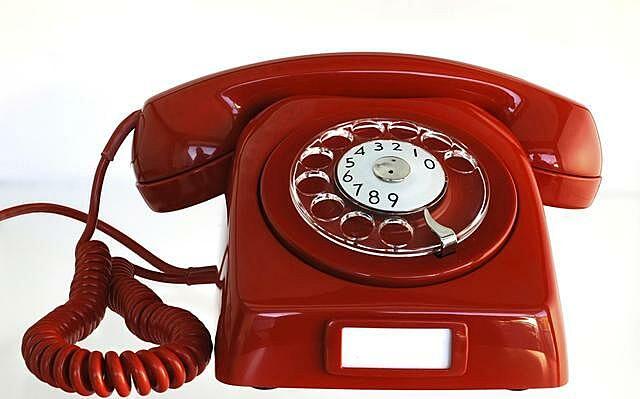 Telefon Vermell