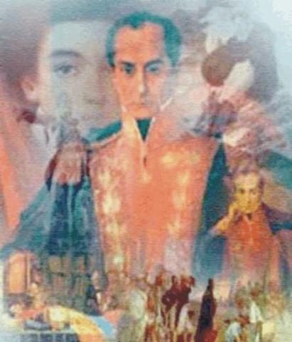 Presidente Colombiano General Simón Bolívar Palacios