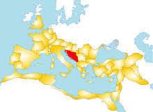 Campanyes romanes en Dalmàcia.