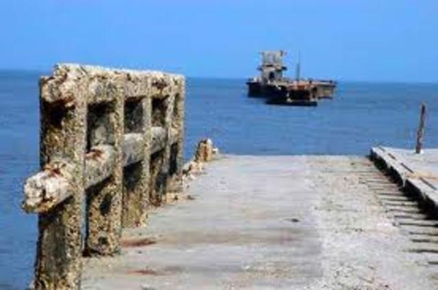 Muelle de Puerto Colombia