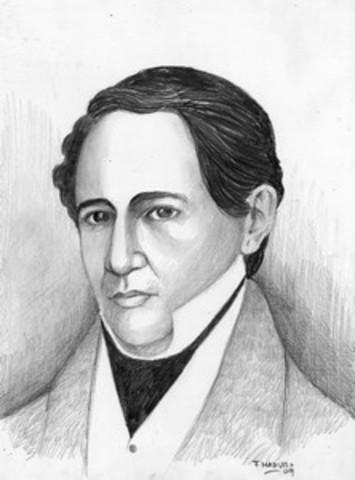 Presidente electo Domingo Caycedo Santamaria