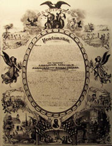 Preliminary Emancipation