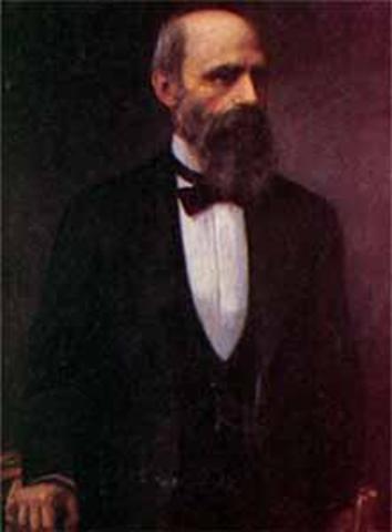 Presidente Electo Aquileo Parra Gómez