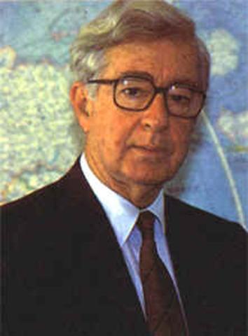 Presidente Electo Virgilio Barco Vargas