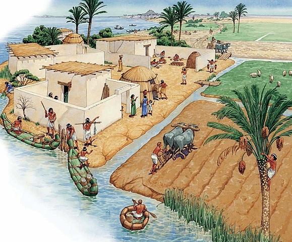Sur de Mesopotamia