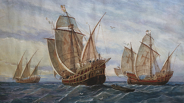 Christopher Columbus' Exploration