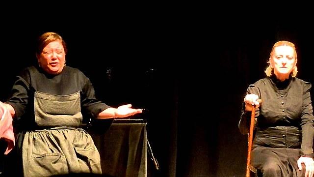 La casa de Bernarda Alba (acto 2)