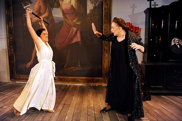 La casa de Bernarda Alba (acto 3)