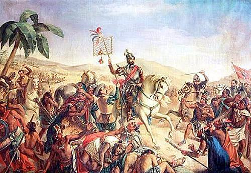 Records of the Conquest of Cuba are Written