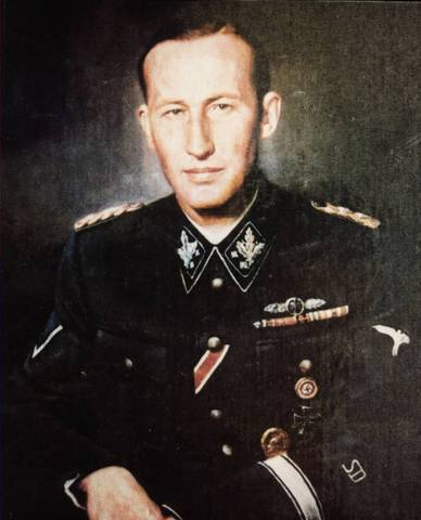 Heydrich appointed