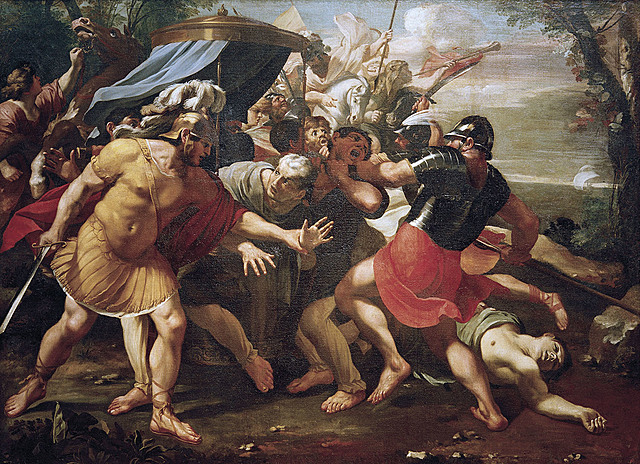 Assassinat de Ciceró.