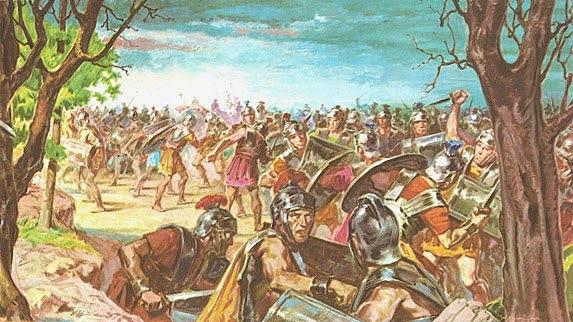 Batalla de Filipos.
