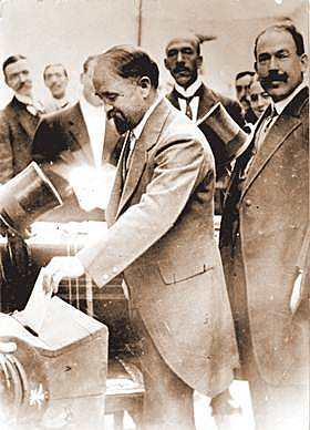 Primeras elecciones libres