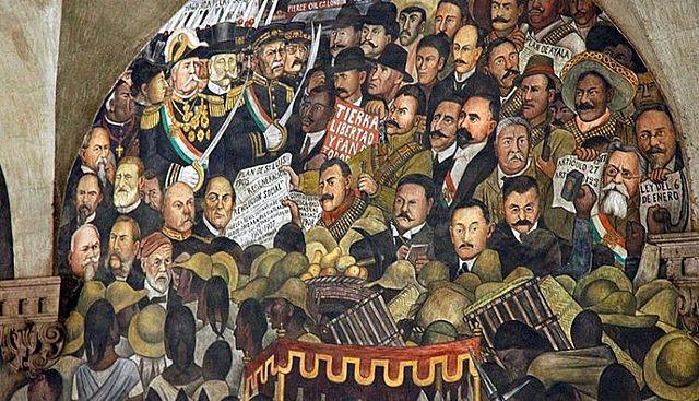 Se consolida el Estado mexicano en la constitución política