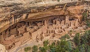 la cultura anasazi