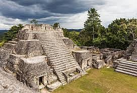 Los mayas, América Central: del 200 al 900 de nuestra era