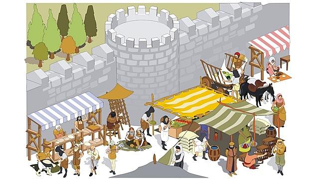 Comercio en la Edad Media