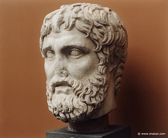Rome: Aeneas escapeas Troy, founds a kingdom in Italy