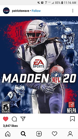 I wacthed the best football game ever
