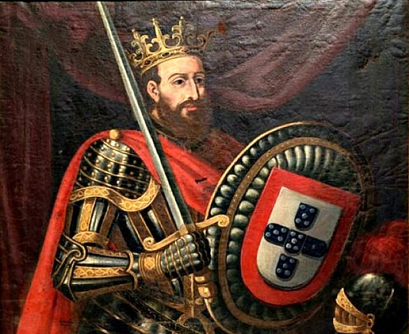 ALFONSO ENRÍQUEZ MAKES THE KINGDOM OF PORTUGAL INDEPENDENT