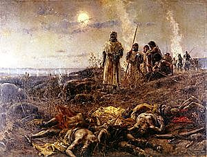 CONQUEST OF ZARAGOZA BY ALFONSO II