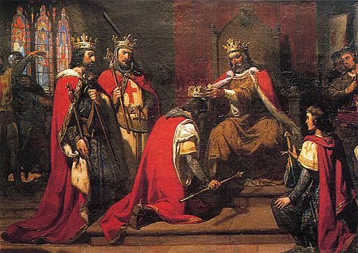 "DEATH OF SANCHO III ""THE MAJOR"" OF PAMPLONA"
