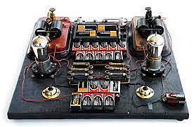 El circuito multivibrador de Eccles y Jordan