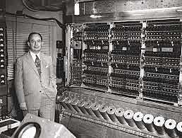 El EDVAC de John Von Neumann