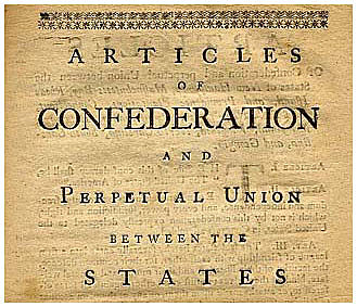 The Confederation is formed.
