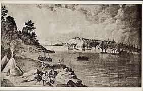British Attack Quebec