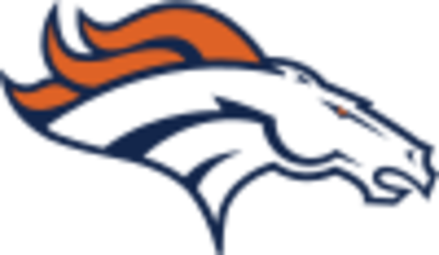 The Denver Broncos become the first AFC team in 14 years to win the Super Bowl,