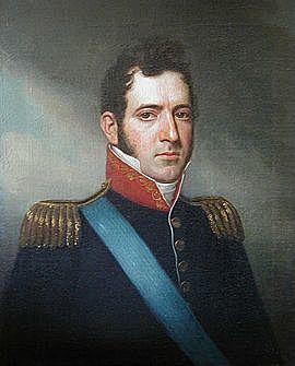 Solicitud del jefe supremo Carlos Maria de Alvear a Inglaterra