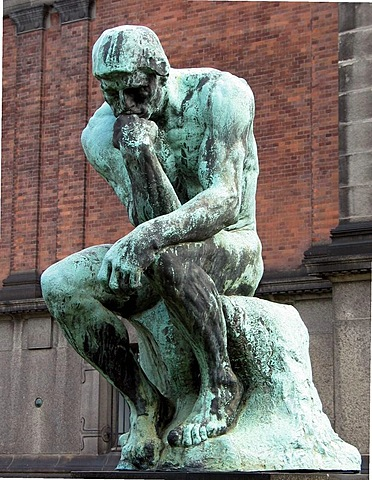 Rodin (1849-1917)- El Pensador
