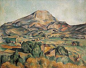 Paul Cézanne (1839-1906) -Muntanya de Santa Victòria