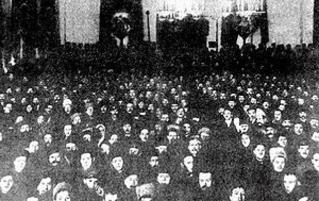 Russian (October) Revolution