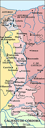 Castilla county independence