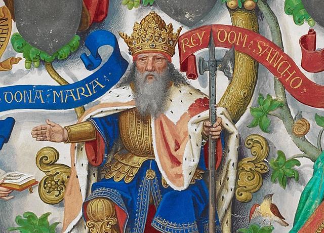 """Death of Sancho II """"el Mayor"""" of Pamplona"""