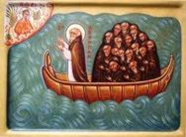 Saint Brendan's Miraculous Voyage