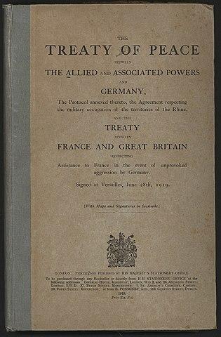Tractat de Versalles