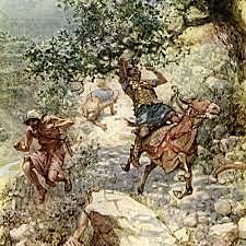 David and Absolem