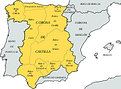 FINALLY UNION OF THE KINGDOMS OF CASTILLA AND LEÓN