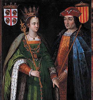 MARRIAGE BETWEEN PETRONILA DE ARAGÓN AND RAMÓN BERENGUER IV