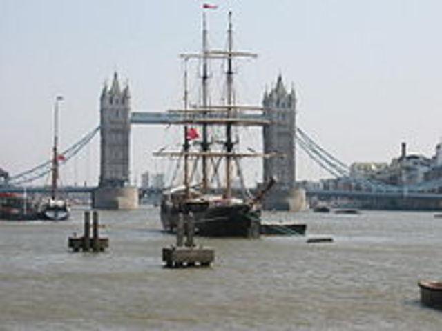 Britain outlaws Slave Trade