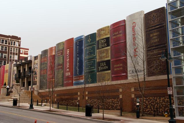 Jonathan Kemper + cabinet Helix Architecture - Bibliothèque municipale de Kansas City