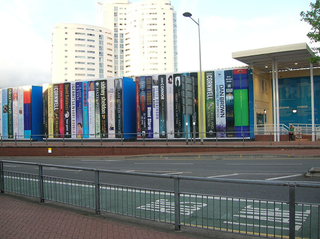 Bibliothèque municipale de Cardiff